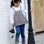 เสื้อ สีเทา แพ็ค 5 ชุด ไซส์ 80-90-100-110-120 (เลือกไซส์ได้) thumbnail 5