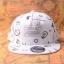 หมวกแฟชั่น EXO BAEKHYUN. สีขาว thumbnail 2
