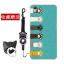 เคส OPPO A37 ซิลิโคน soft case สกรีนลายการ์ตูนพร้อมแหวนและสายคล้อง (รูปแบบแล้วแต่ร้านจีนแถมมา) น่ารักมาก ราคาถูก thumbnail 4