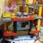 ครัวของเด็กขนาดใหญ่ ชุด Fast food king ครัวทำฟาส์ฟูดส์ ชุดใหญ่มีเสียงมีไฟสมจริง thumbnail 2