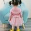 เสื้อ+กระโปรง สีชมพู แพ็ค 5 ชุด ไซส์ 7-9-11-13 thumbnail 4