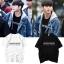 เสื้อยืด (T-Shirt) GROOVE RHYME แบบ Seongwoo thumbnail 1