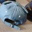 หมวกแก๊ปสียีนส์อ่อนแต่งหูแมว แพ็ค 3 ชิ้น thumbnail 3