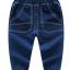 กางเกง สีกรม แพ็ค 5 ชุด ไซส์ 100-110-120-130-140 thumbnail 1