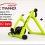 เทรนเนอร์ STROM Magnet Steel Bike Bicycle Indoor Exercise Trainer Stand, thumbnail 10