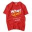 เสื้อยืด (T-Shirt) TWICE - What is Love (ชื่อเมมเบอร์) thumbnail 11