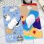 เคส Samsung Note 2 พลาสติกสกรีนลายการ์ตูน พร้อมการ์ตูน 3 มิตินุ่มนิ่มสุดน่ารัก ราคาถูก thumbnail 2