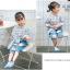 ถุงเท้าสั้น คละสี แพ็ค 10คู่ ไซส์ L (อายุประมาณ 6-8 ปี) thumbnail 6