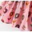 ชุดเดรสลายดอกไม้สีชมพู แพ็ค 4 ชุด [size 6m-1y-18m-2y] thumbnail 5