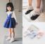 ถุงเท้ายาว คละสี แพ็ค 10 คู่ ไซส์ ประมาณ 1-3 ปี thumbnail 1