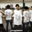เสื้อยืดสีขาว สกรีนลายปลาด้วยระบบ DTG thumbnail 1