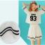 ชุดเซตเสื้อ+กระโปรง BTS (ชื่อเมมเบอร์) thumbnail 4