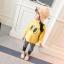 เสื้อ สีเหลือง แพ็ค 5 ชุด ไซส์ 80-90-100-110-120 thumbnail 3