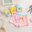 กางเกงในเด็ก คละสี (1 ถุง มี 3 ตัว แพ็ค 8 รวม 24ตัว) ไซส์ L อายุ 4-5 ปี thumbnail 7