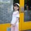 เสื้อ+กางเกง สีชมพู แพ็ค 6 ชุด ไซส์ 110-120-130-140-150-160 (เลือกไซส์ได้) thumbnail 8
