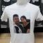 เสื้อยืดสีขาว พิมพ์รูปภาพ เราเป็นร้านรับสกรีนเสื้อด้วยระบบ DTG ราคาถูก งานดีมีคุณภาพ thumbnail 1