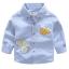 เสื้อ สีฟ้า แพ็ค 5 ชุด ไซส์ 90-100-110-120-130 thumbnail 1