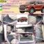 สั่งตัดพรมปูพื้นในรถยนต์เข้ารูปเต็มคัน Ford Everest 2016 ไวนิลสีเทาขอบเทา thumbnail 1