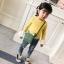 เสื้อ สีเหลือง แพ็ค 5 ชุด ไซส์ 80-90-100-110-120 thumbnail 1