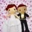 ตุ๊กตาแต่งงาน เจ้าบ่าวเจ้าสาว 11 นิ้ว thumbnail 4