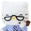 ตุ๊กตาจอร์จเฮลโหลคิตตี้ Hello Kitty's daddy family stuffed (George) thumbnail 2