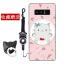 เคส Samsung Note 8 ซิลิโคน soft case สกรีนลายการ์ตูนพร้อมแหวนและสายคล้อง (รูปแบบแล้วแต่ร้านจีนแถมมา) น่ารักมาก ราคาถูก thumbnail 7