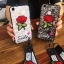 เคส VIVO V3 พลาสติก TPU ลายดอกไม้ พร้อมสายคลอ้งมือสั้นหรือยาวแล้วแต่ร้านจีนแถมมา ราคาถูก thumbnail 2