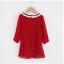 เสื้อ สีแดง แพ็ค 5ชุด ไซส์ 100-110-120-130-140 thumbnail 2