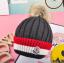 หมวก สีแดง แพ็ค 5ใบ ไซส์ 2-8 ปี รอบศรีษะ 21*17 ซม thumbnail 1