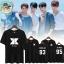 เสื้อยืด (T-Shirt) KNK thumbnail 1