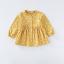 เสื้อ สีเหลือง แพ็ค 5 ชุด ไซส์ 80-90-100-110-120 (เลือกไซส์ได้) thumbnail 1