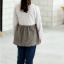 เสื้อ สีเทา แพ็ค 5 ชุด ไซส์ 80-90-100-110-120 (เลือกไซส์ได้) thumbnail 6