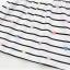 ชุดเดรสลายขวางสีขาวสกรีนลายหัวใจ [size 18m-2y-3y-4y-5y-6y] thumbnail 3