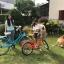 """จักรยานมินิ UMEKO ARMY 20"""" เฟรมเหล็ก ไม่มีเกียร์ (ตะกร้าเหล็กสีเงิน) thumbnail 5"""