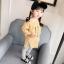 กางเกง สีเทา แพ็ค 5 ชุด ไซส์ 80-90-100-110-120 thumbnail 4