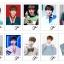เซตการ์ดใส / การ์ดใสลายเซ็น Jaehwan thumbnail 3