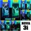 เคส Huawei Nova 3i ลายการ์ตูน ลายกราฟฟิก เรืองแสงได้ในที่มืด Grow in the dark (เรืองแสงสีเขียวตามภาพ ต้องได้รับแสงเพื่อสะสมก่อน) แนวสวยๆ แปลกๆ thumbnail 1