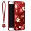 เคส Oppo Joy 5 / Neo 5s ซิลิโคนแบบนิ่ม สกรีนลายดอกไม้ สวยงามมากพร้อมสายคล้องมือ ราคาถูก (ไม่รวมแหวน) thumbnail 3