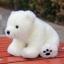 ตุ๊กตาหมีขาวนั่ง Amangs (ขนาด 28 cm.) thumbnail 4