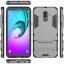 เคส Samsung J8 2018 เคสกันกระแทก 2 ชั้น TPU + PC มีขาตั้งกาง-หุบได้ เท่ๆ thumbnail 15