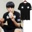 เสื้อยืด (T-Shirt) ลายดาว แบบ BTS thumbnail 1