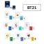 สมุด BTS - BT21 thumbnail 1