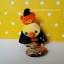 ตุ๊กตาไก่ คิอิโระอิโทริหัวฟักทองฮาโลวีน Kiiroitori pumpkin halloween (size s) thumbnail 1