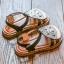 รองเท้าเด็กแฟชั่น สีเงิน แพ็ค 5 คู่ ไซต์ 21-22-23-24-25 thumbnail 2