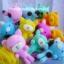 ตุ๊กตาถัก แมว,วัว,แรคคูณ thumbnail 1