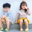 ถุงเท้าสั้น คละสี แพ็ค 10คู่ ไซส์ M (อายุประมาณ 3-5 ปี) thumbnail 6