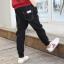 กางเกง สีดำ แพ็ค 5 ชุด ไซส์ 120-130-140-150-160 (เลือกไซส์ได้) thumbnail 5