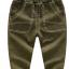 กางเกง สีเขียว แพ็ค 5 ชุด ไซส์ 100-110-120-130-140 thumbnail 1
