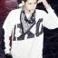 เสื้อ EXO SBS สีขาว (ระบุเมน+ไซส์) thumbnail 3