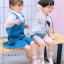 ถุงเท้าสั้น คละสี แพ็ค 10คู่ ไซส์ S (อายุประมาณ 1-3 ปี) thumbnail 5